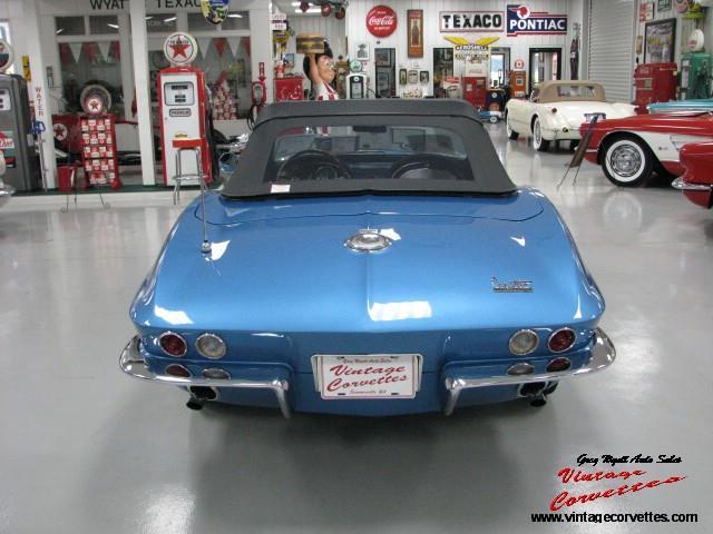 1966 Chevrolet Corvette (CC-1413839) for sale in Summerville, Georgia