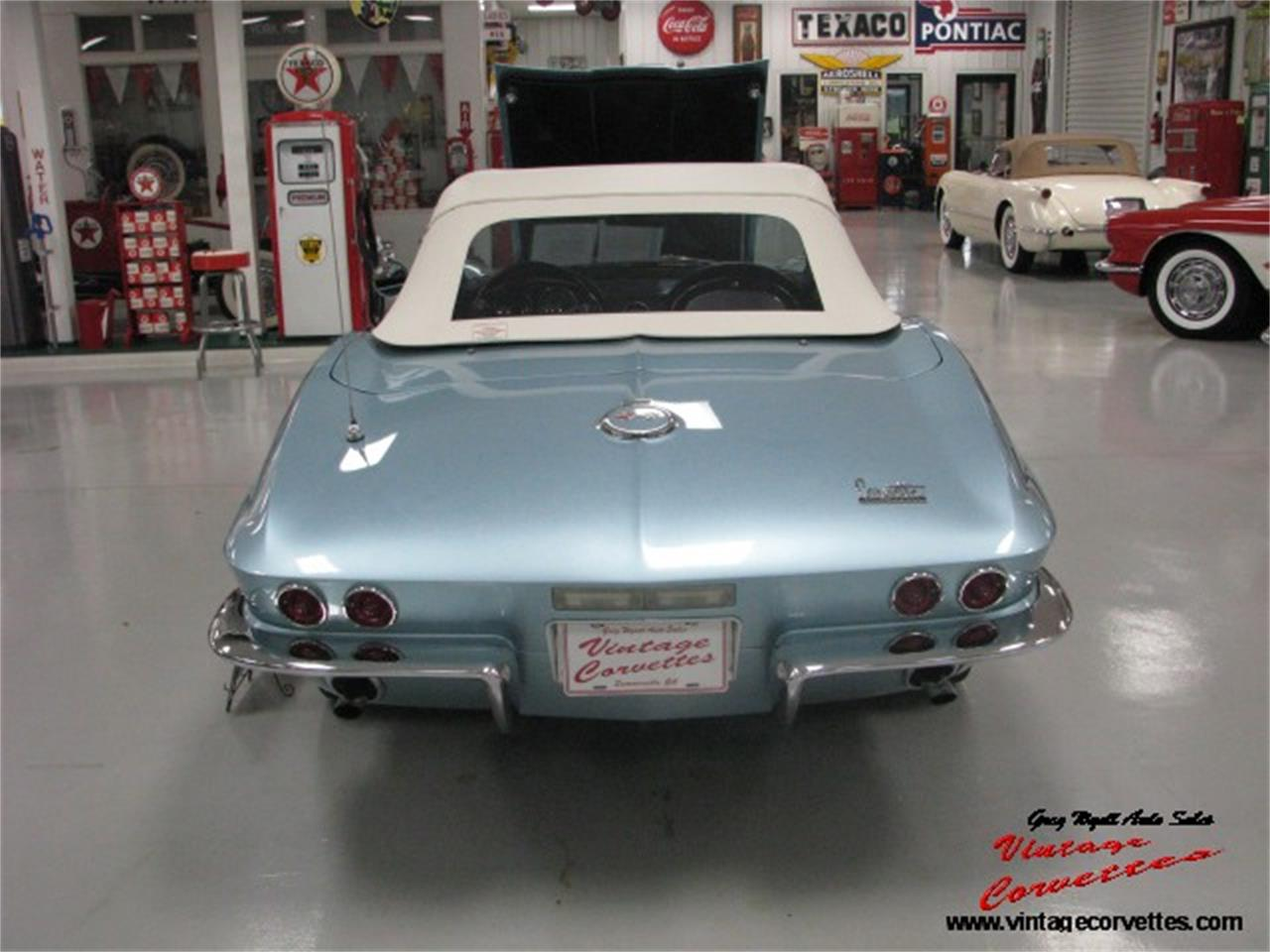 1967 Chevrolet Corvette (CC-1413843) for sale in Summerville, Georgia