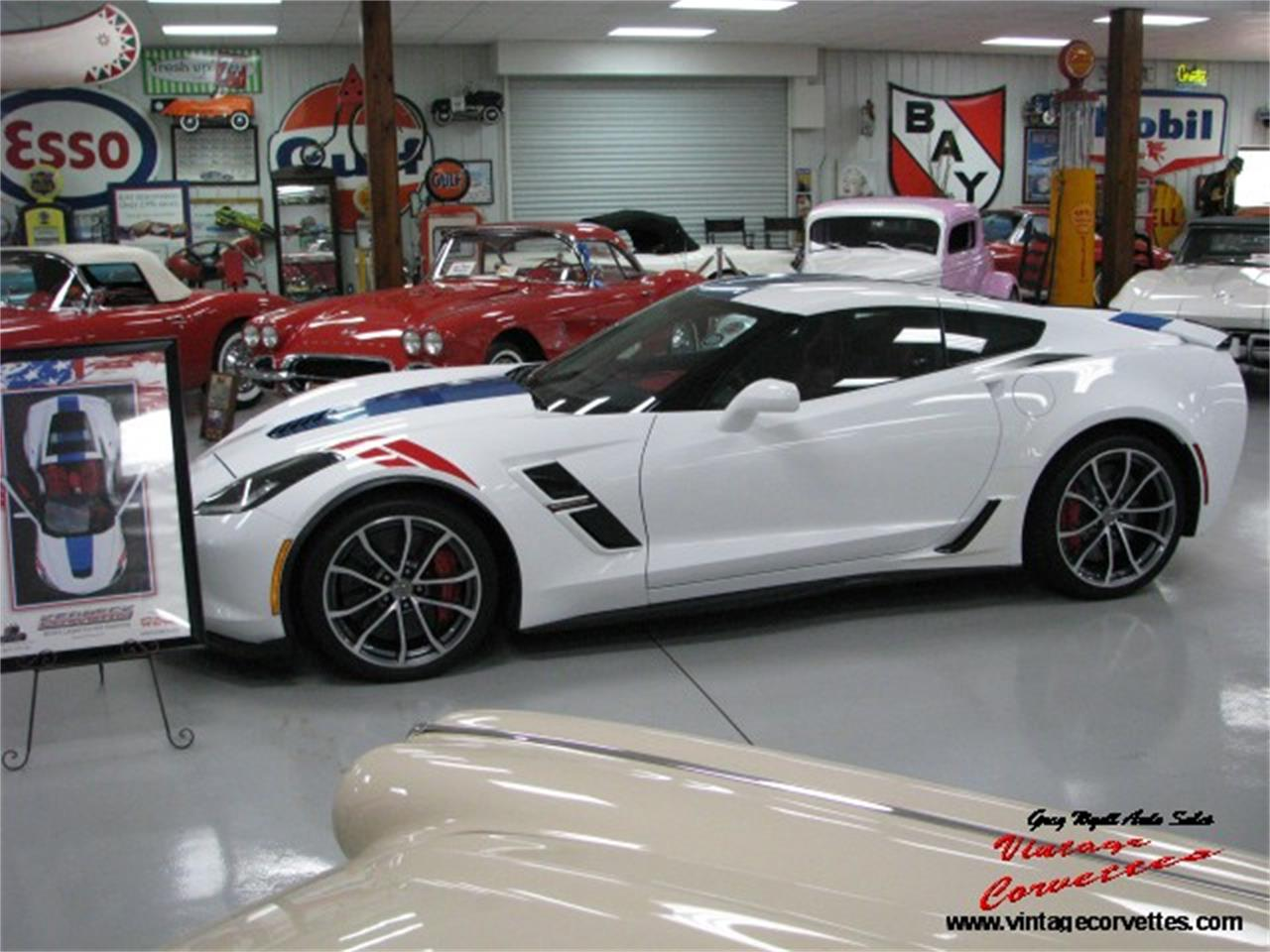 2017 Chevrolet Corvette (CC-1413845) for sale in Summerville, Georgia