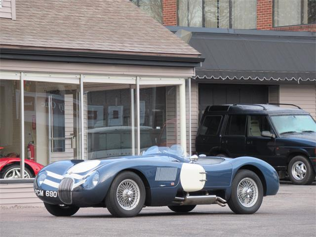 1957 Jaguar C-Type Sports Racer (CC-1413849) for sale in needham, Massachusetts