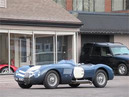 1957 Jaguar C-Type Sports Racer (CC-1413849) for sale in needham, Massachusetts
