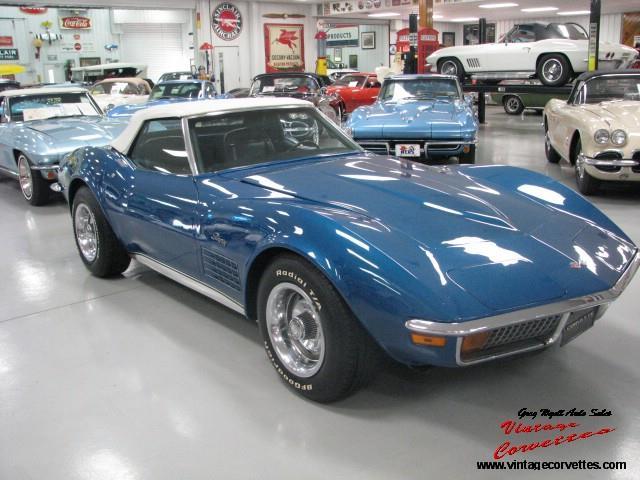 1972 Chevrolet Corvette (CC-1413851) for sale in Summerville, Georgia