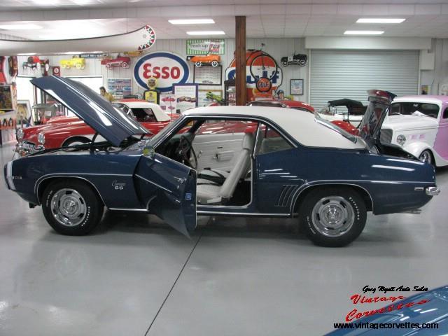 1969 Chevrolet Camaro (CC-1413852) for sale in Summerville, Geogia