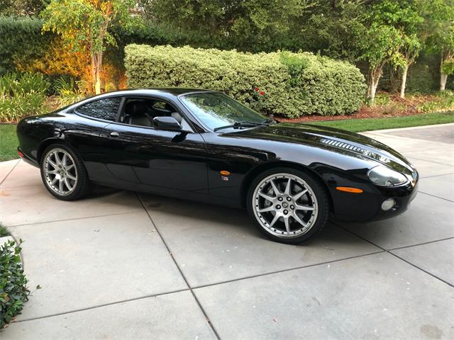 2004 Jaguar XKR (CC-1413855) for sale in orange, California