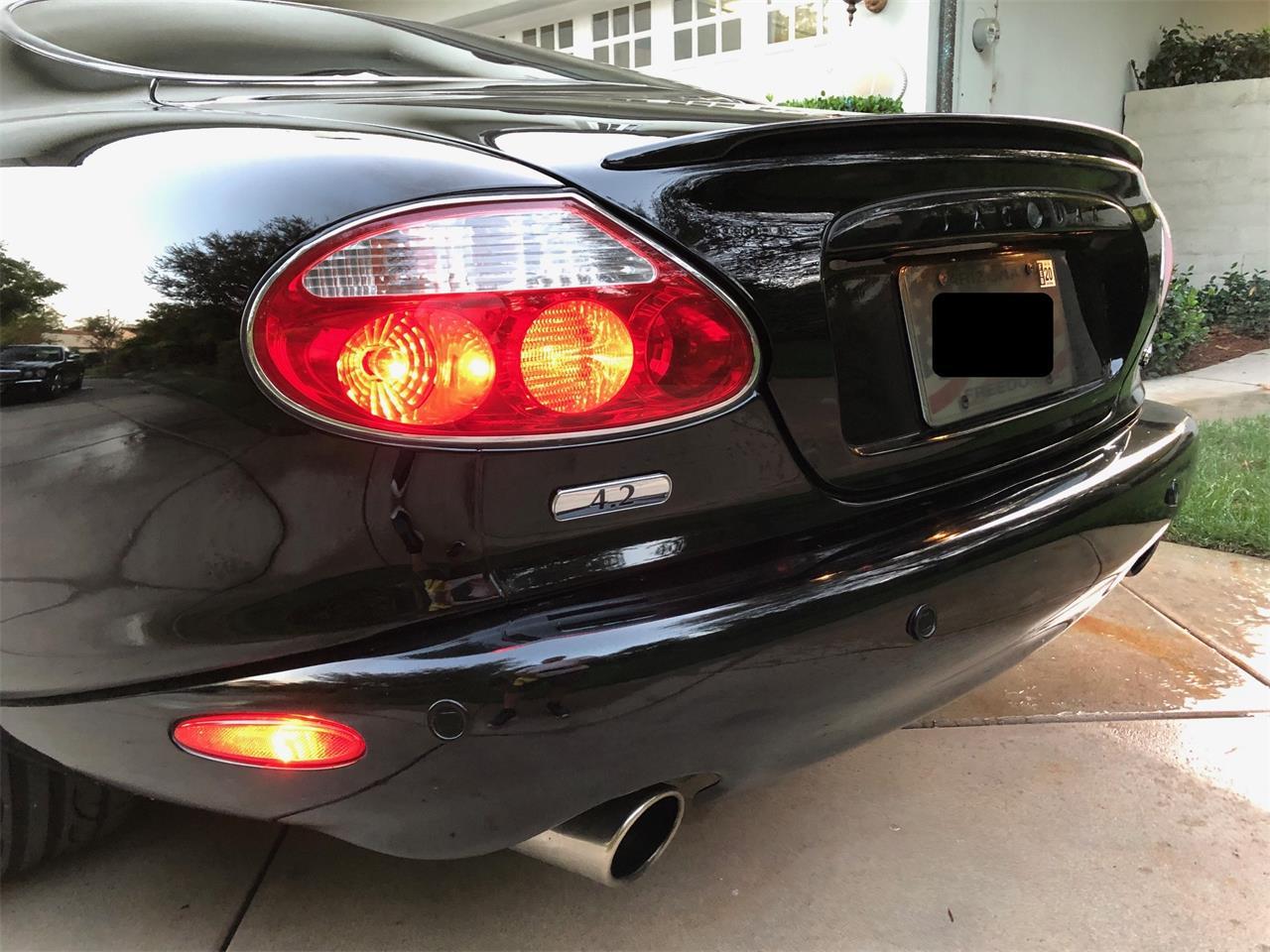 2004 Jaguar XKR (CC-1413855) for sale in orange, California
