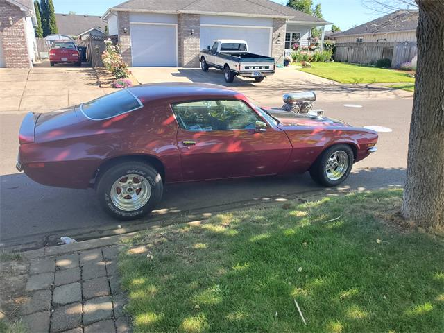 1972 Chevrolet Camaro Z28 (CC-1413860) for sale in Eugene, Oregon