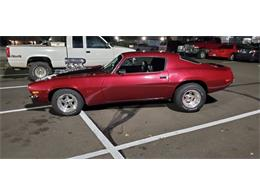 1972 Chevrolet Camaro Z28 (CC-1413860) for sale in Eugene, Oregon