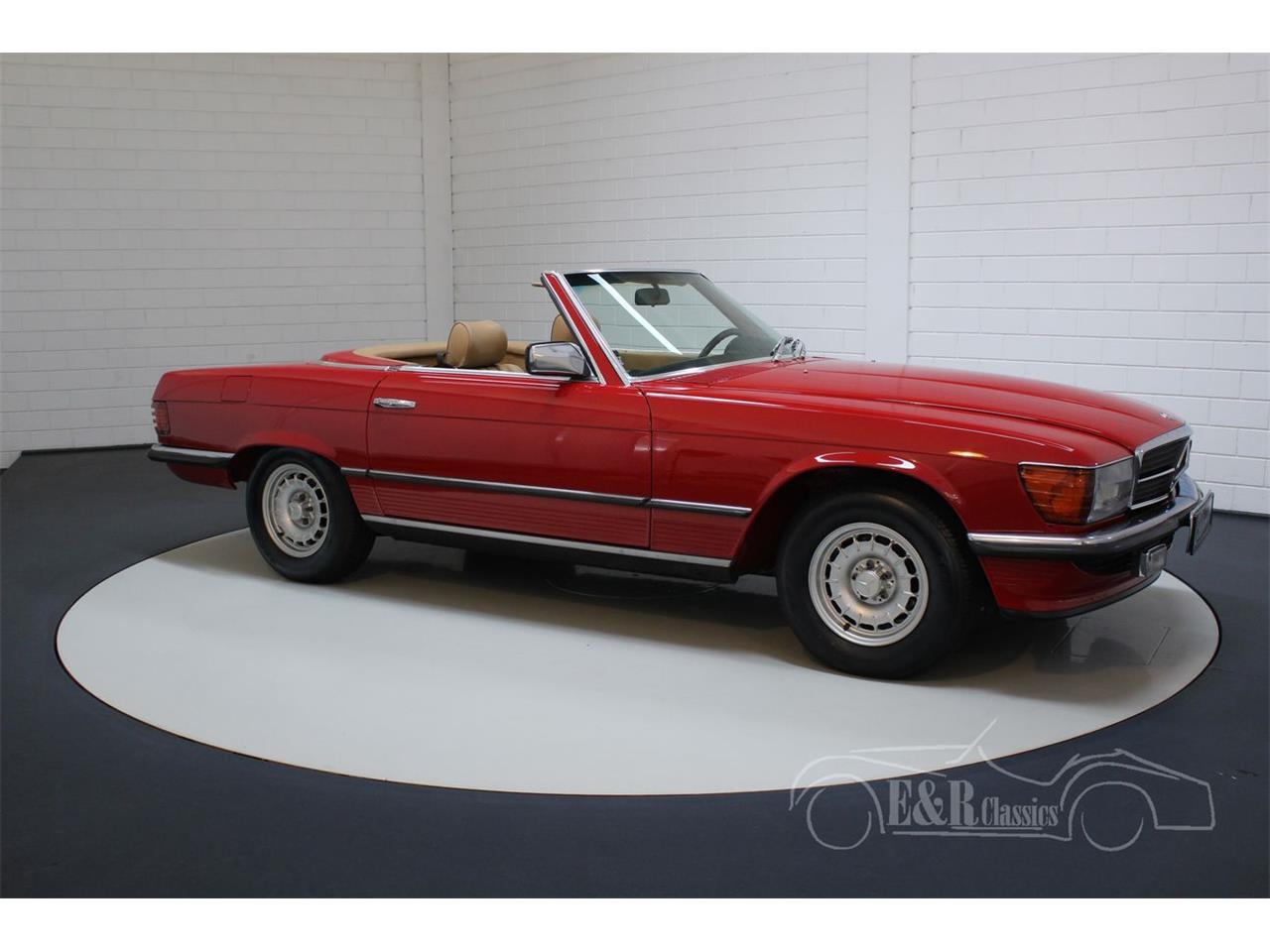 1980 Mercedes-Benz 450SL (CC-1413865) for sale in Waalwijk, Noord-Brabant