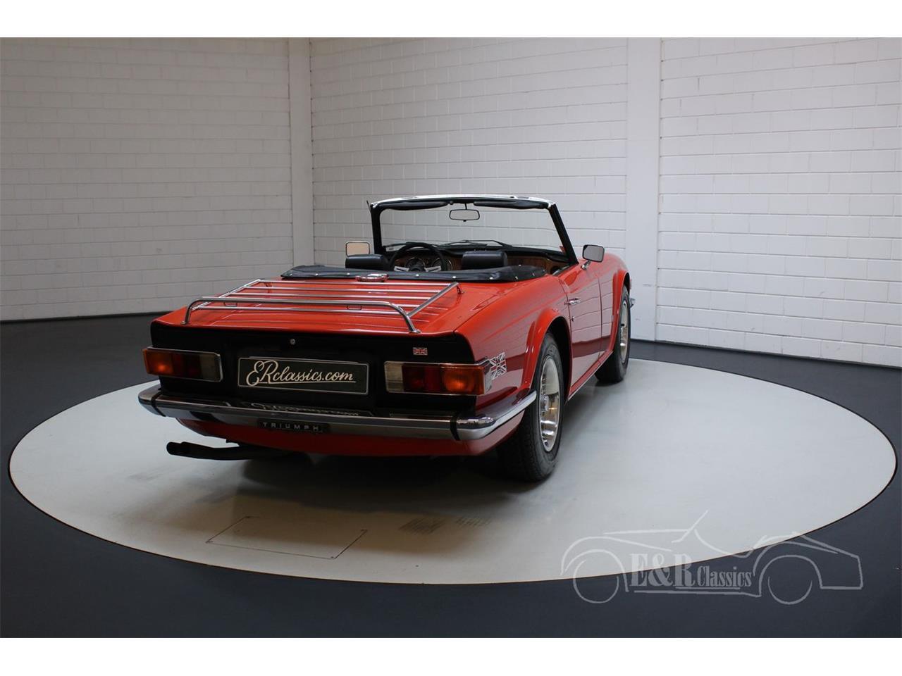 1974 Triumph TR6 (CC-1413872) for sale in Waalwijk, Noord-Brabant