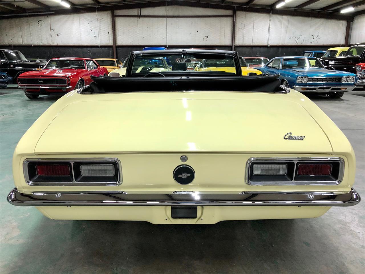 1968 Chevrolet Camaro (CC-1413874) for sale in Sherman, Texas
