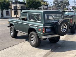 1973 Ford Bronco (CC-1413879) for sale in Venice, California