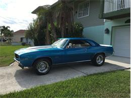 1969 Chevrolet Camaro (CC-1413887) for sale in Punta Gorda, Florida