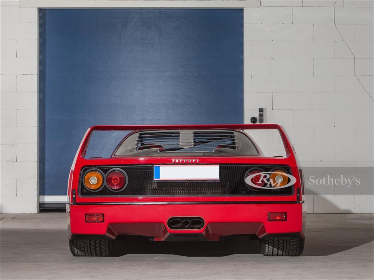 1990 Ferrari F40 (CC-1413889) for sale in London, United Kingdom