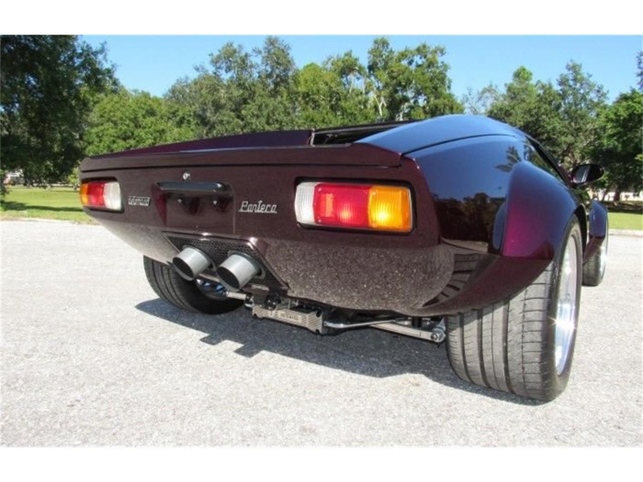 1973 De Tomaso Pantera (CC-1413891) for sale in Punta Gorda, Florida