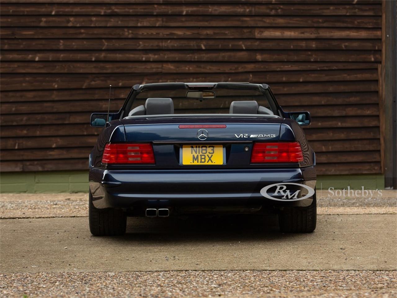 1996 Mercedes-Benz SL-Class (CC-1413892) for sale in London, United Kingdom