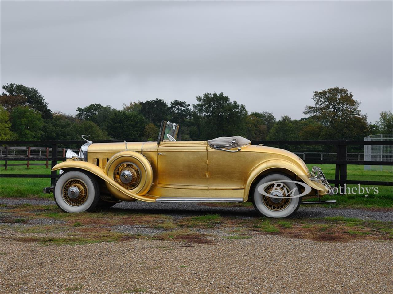 1931 Cadillac Coupe (CC-1413896) for sale in London, United Kingdom