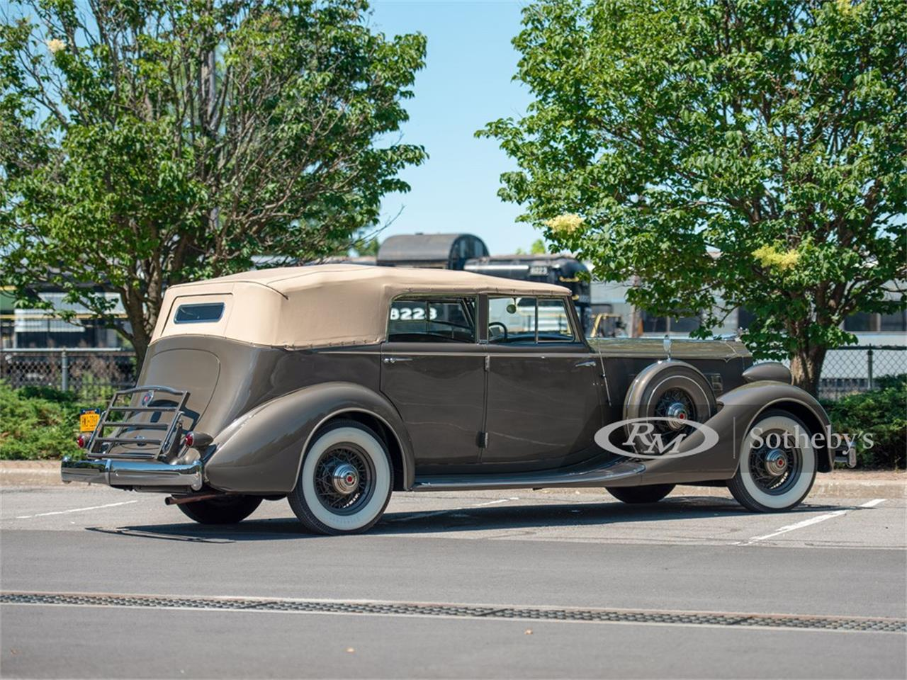 1935 Packard Super Eight (CC-1413897) for sale in Hershey, Pennsylvania