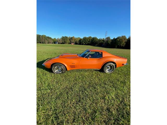 1971 Chevrolet Corvette (CC-1413902) for sale in Greensboro, North Carolina