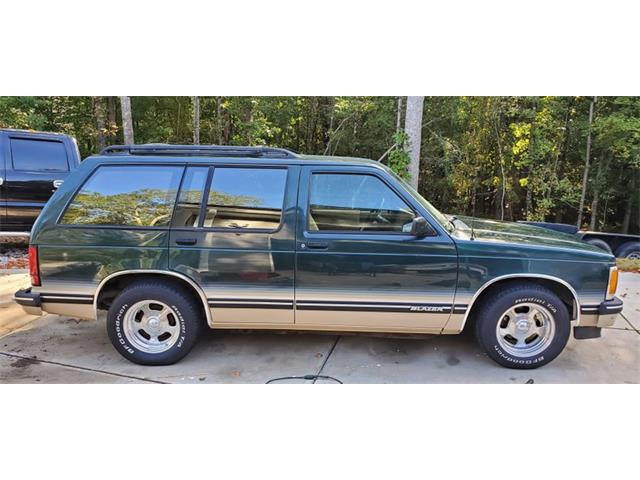 1993 Chevrolet S10