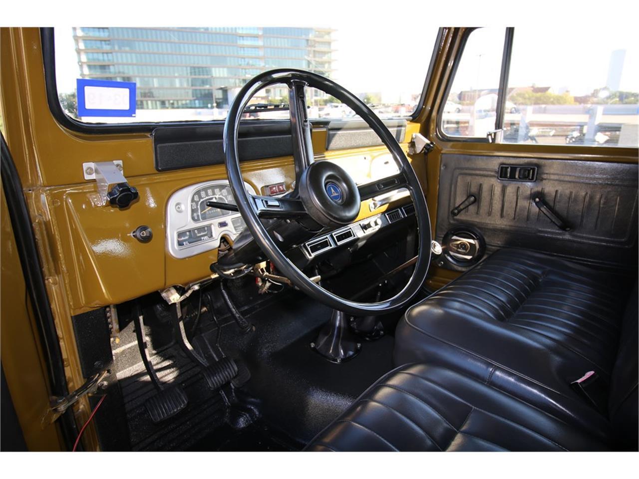 1978 Toyota Land Cruiser FJ (CC-1413905) for sale in Houston, Texas
