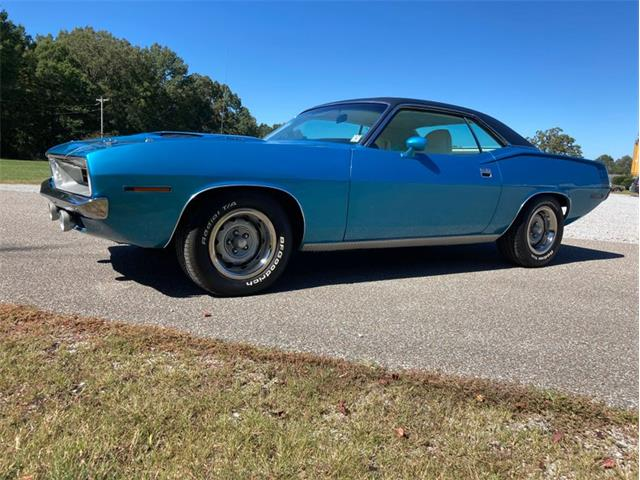 1970 Plymouth Cuda (CC-1413909) for sale in Greensboro, North Carolina