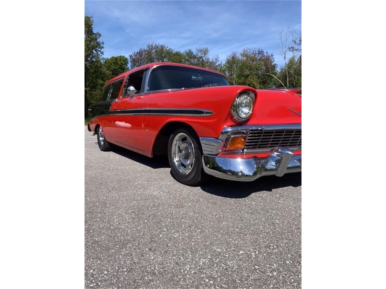 1956 Chevrolet Nomad For Sale Classiccars Com Cc 1413911