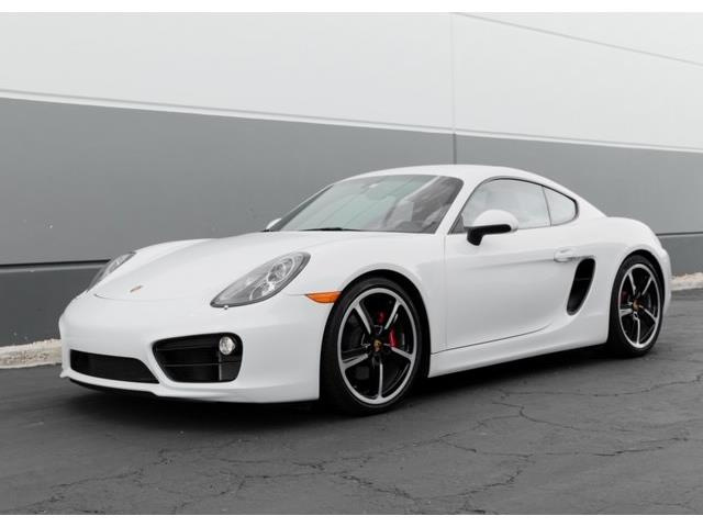 2016 Porsche Cayman (CC-1413914) for sale in Palm Springs, California