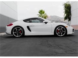 2016 Porsche Cayman (CC-1413914) for sale in Palm Springs, California