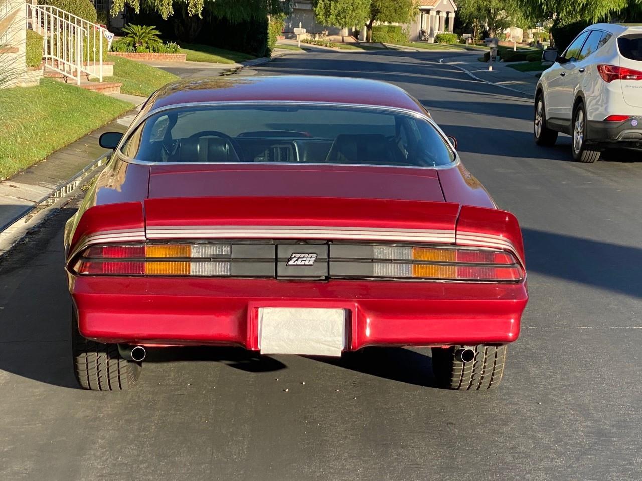 1980 Chevrolet Camaro Z28 (CC-1413921) for sale in Banning, California