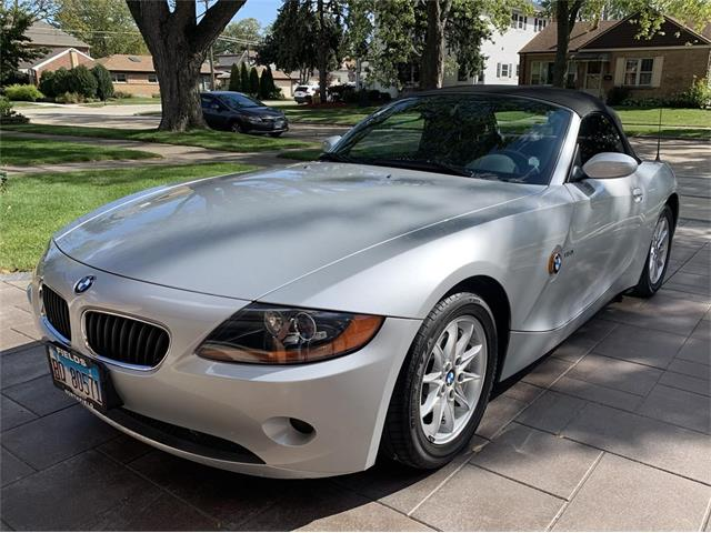 2004 BMW Z4 (CC-1413924) for sale in Morton Grove, Illinois