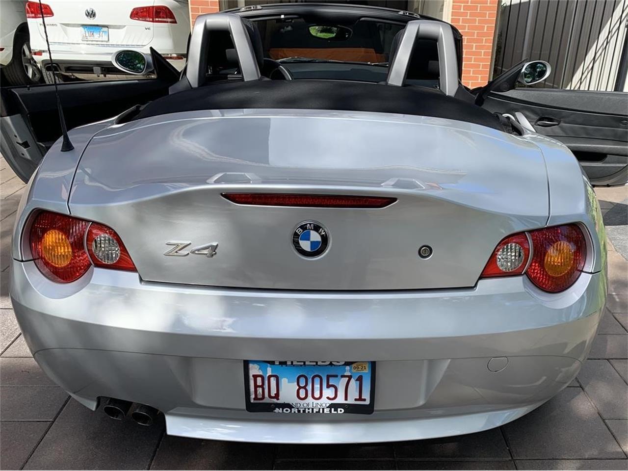 2004 BMW Z4 (CC-1413924) for sale in Morton Grove, Illinois