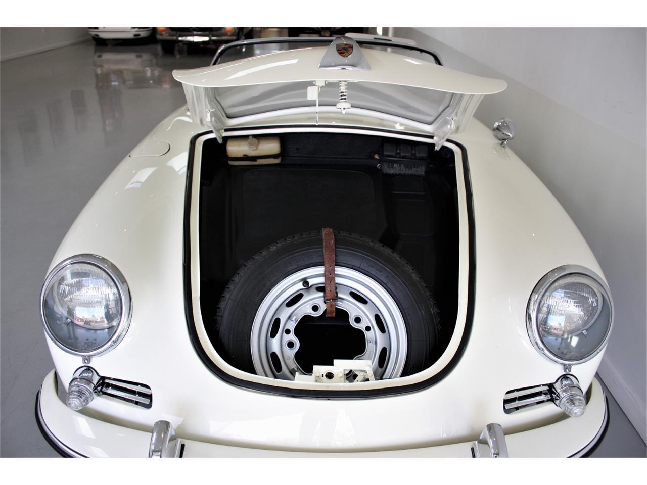 1962 Porsche 356B (CC-1413931) for sale in La Jolla, California