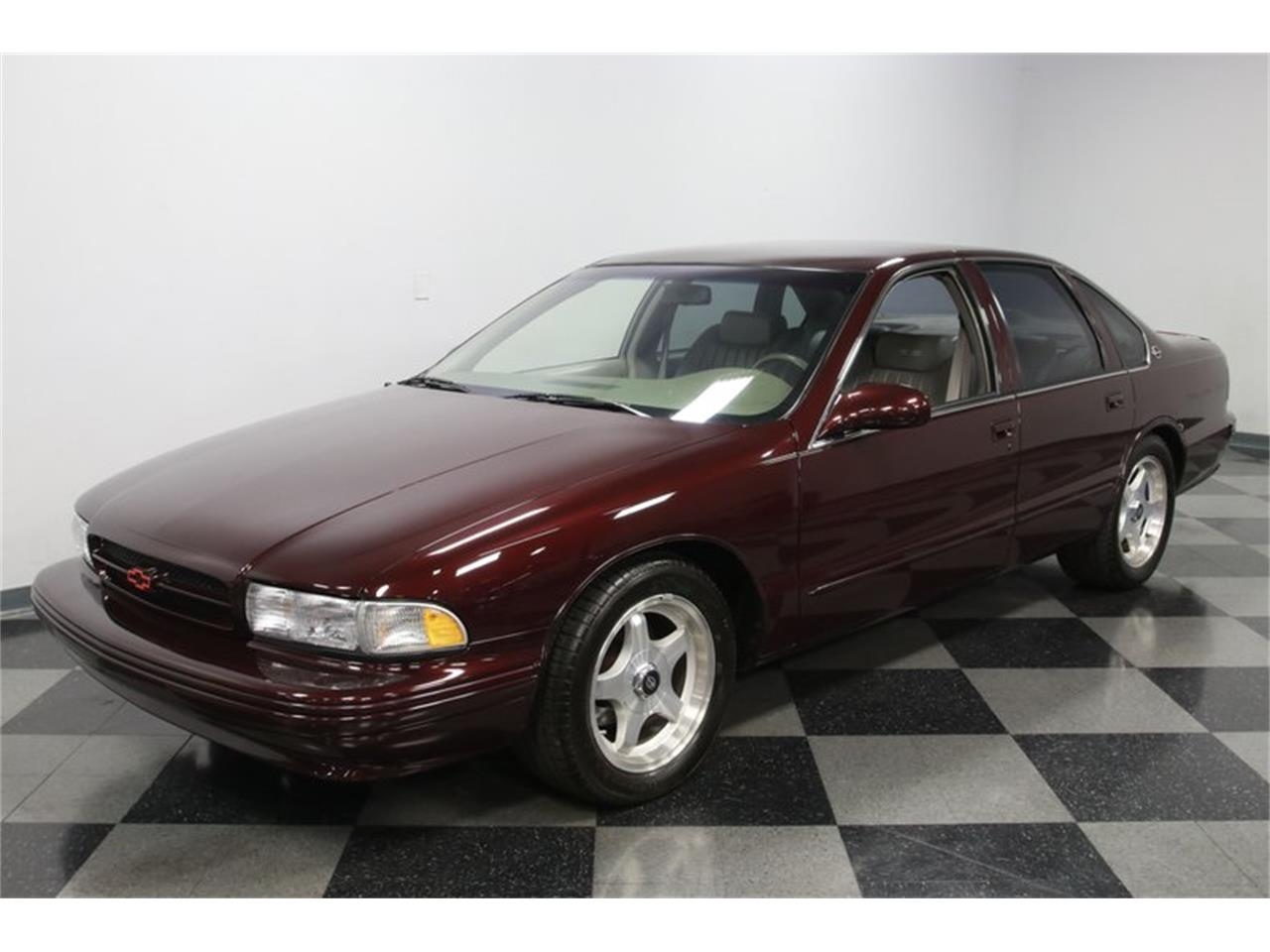 1996 Chevrolet Impala (CC-1410394) for sale in Concord, North Carolina