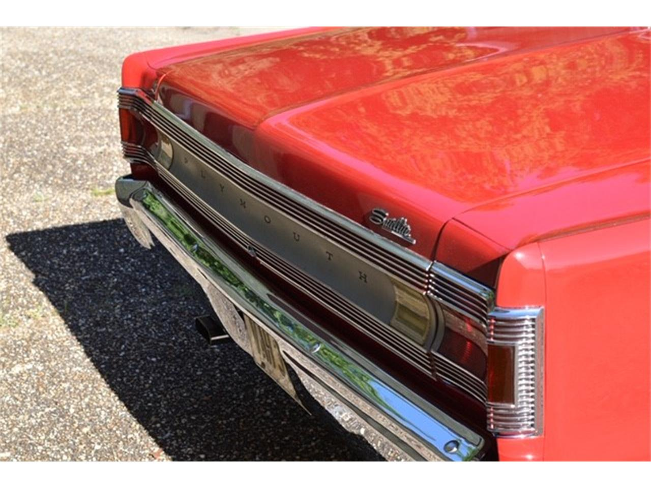 1967 Plymouth Satellite (CC-1413942) for sale in Saraland, Alabama