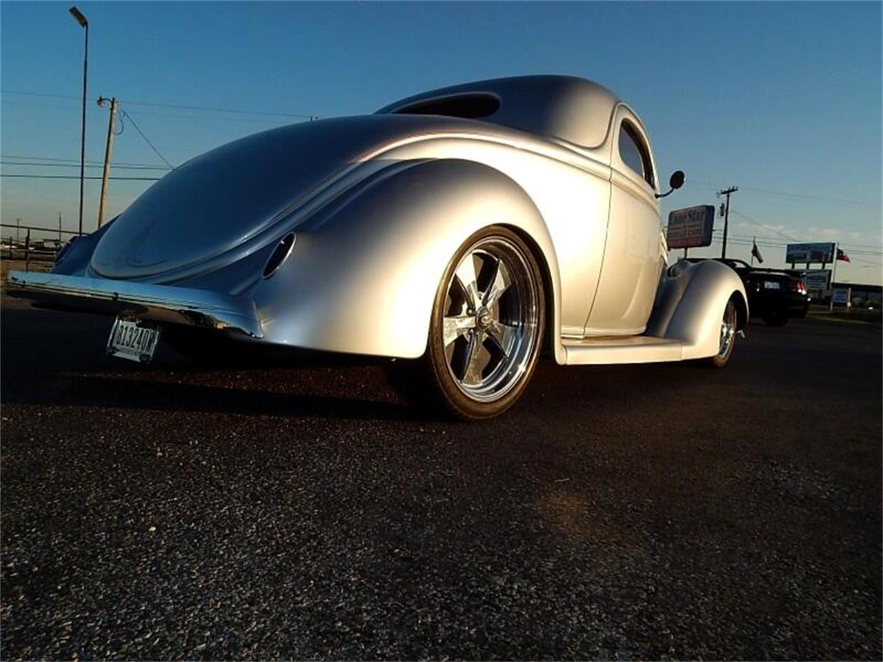 1936 Ford 3-Window Coupe (CC-1413954) for sale in Wichita Falls, Texas