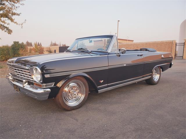 1963 Chevrolet Nova SS (CC-1413956) for sale in Rancho Cordova, California