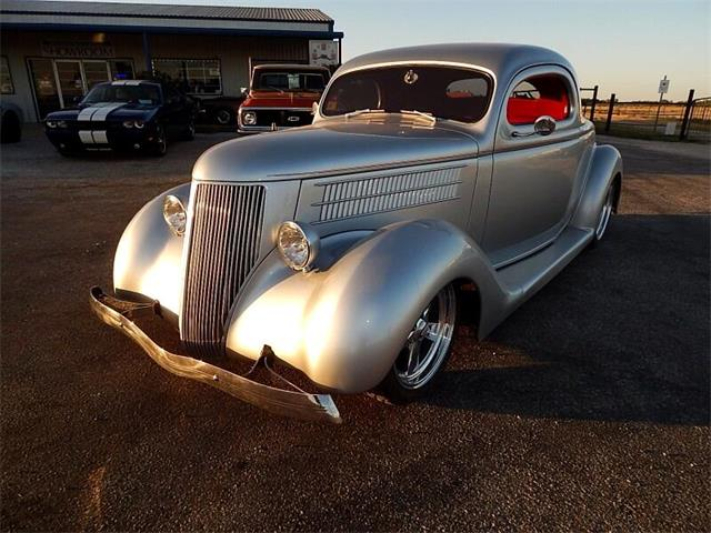 1936 Ford 3-Window Coupe