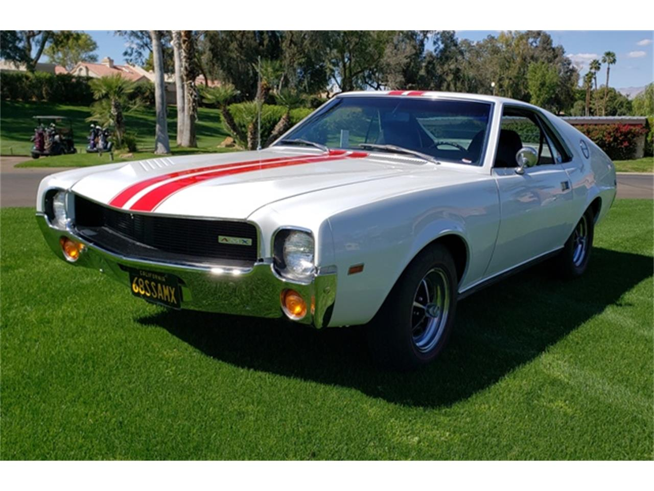 1968 AMC AMX (CC-1413962) for sale in Palm Springs, California