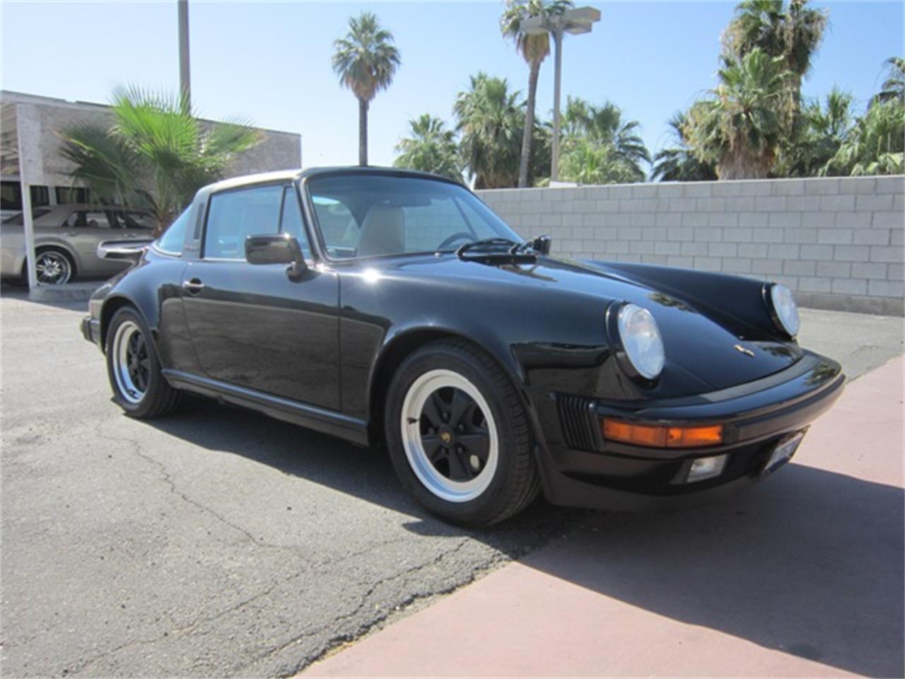 1987 Porsche Carrera (CC-1413963) for sale in Palm Springs, California