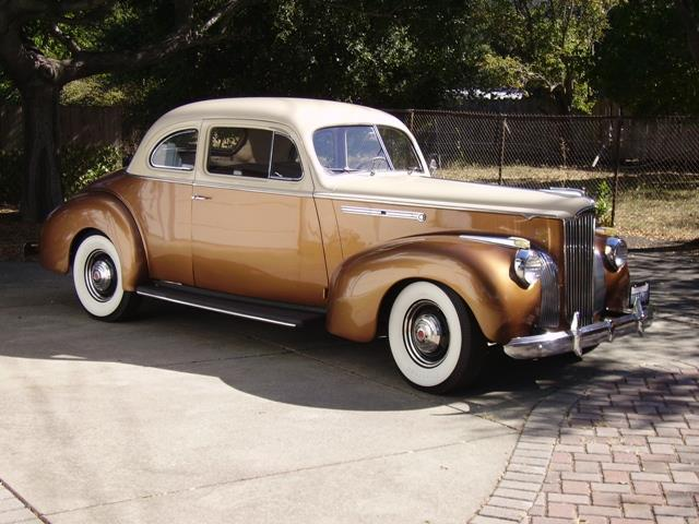 1941 Packard 110 (CC-1413966) for sale in Palm Springs, California
