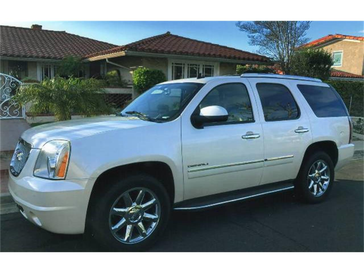 for sale at auction 2013 gmc denali in palm springs, california cars - palm springs, ca at geebo