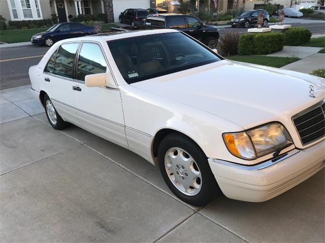 1995 Mercedes-Benz S500 (CC-1413971) for sale in Palm Springs, California