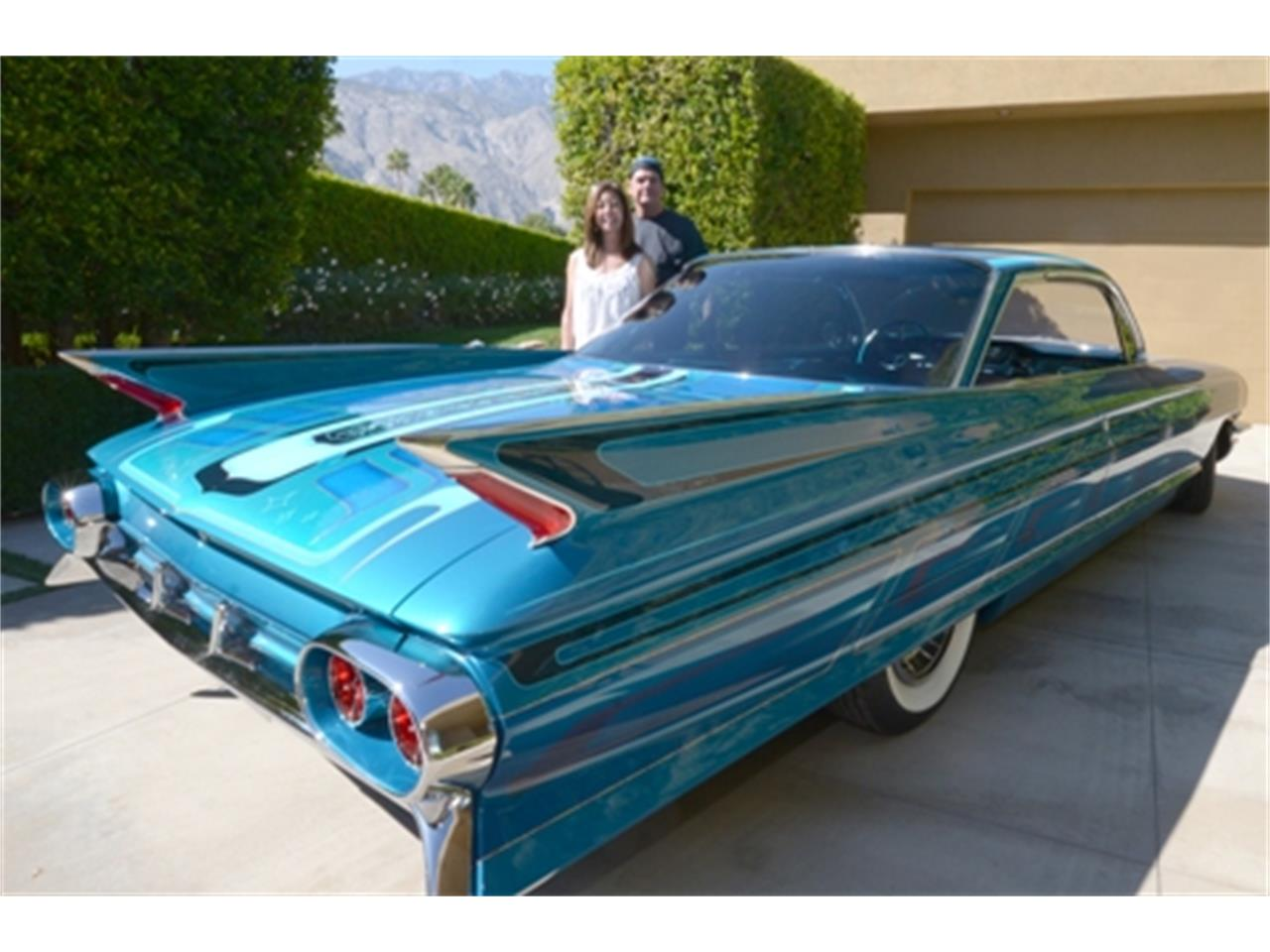1961 Cadillac Coupe DeVille (CC-1413977) for sale in Palm Springs, California