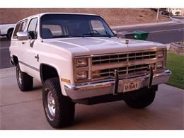 1988 Chevrolet Blazer (CC-1413995) for sale in Palm Springs, California