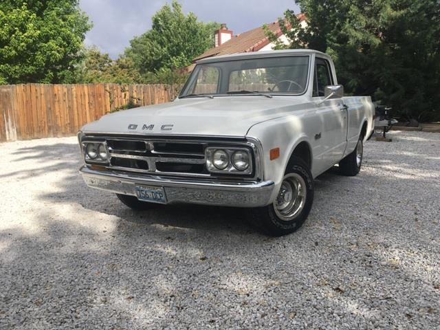 1968 GMC Pickup (CC-1413997) for sale in Palm Springs, California