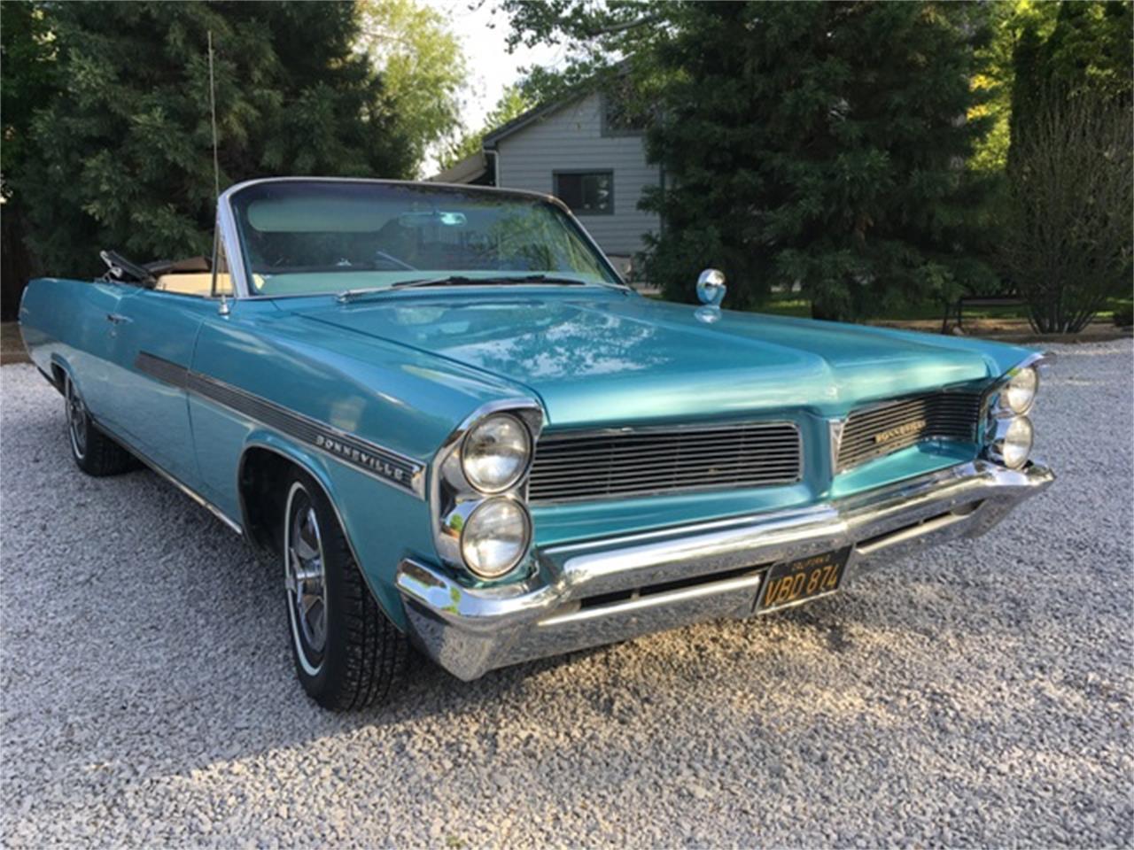 1963 Pontiac Bonneville (CC-1413998) for sale in Palm Springs, California