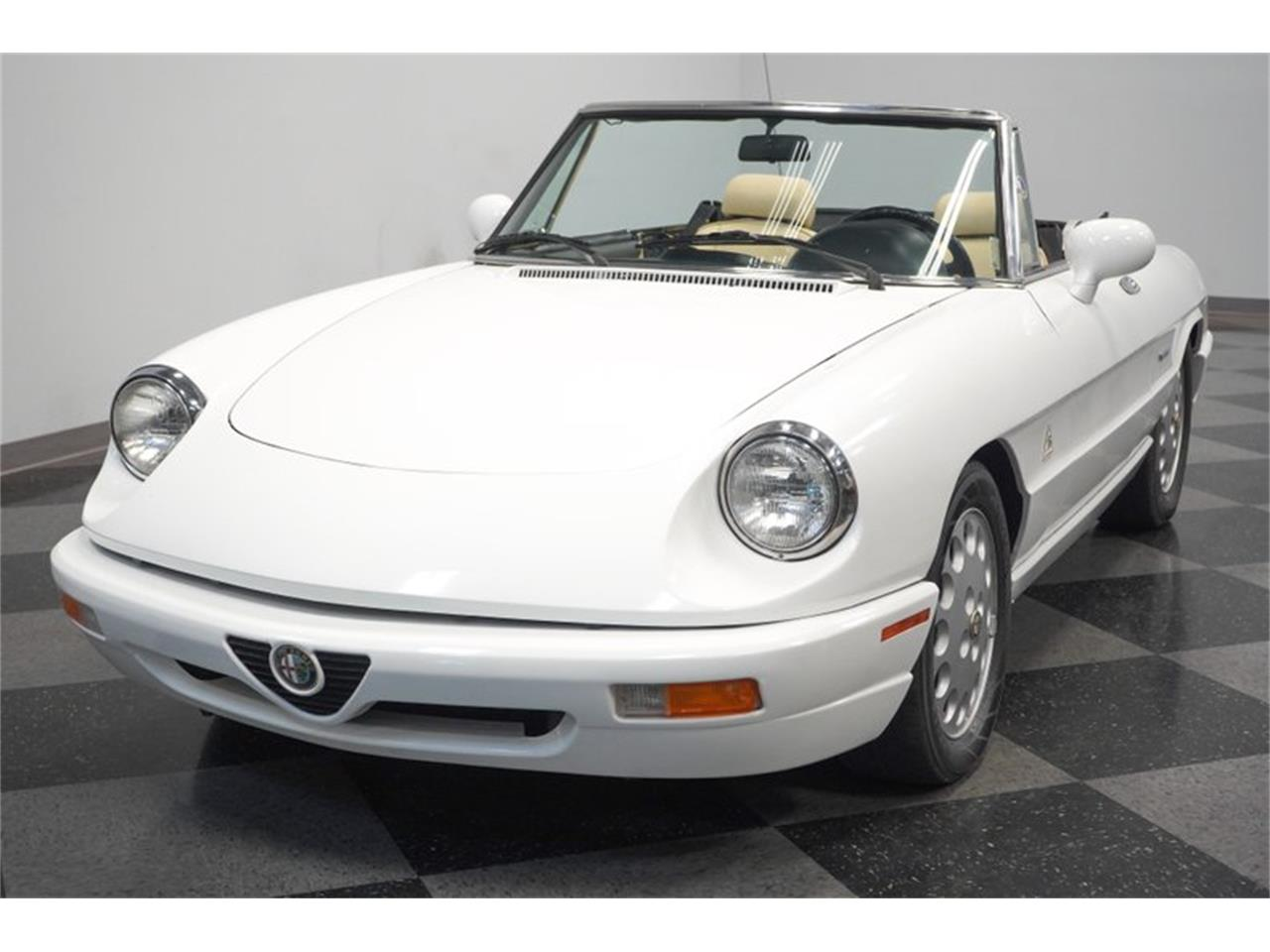 1991 Alfa Romeo Spider Veloce (CC-1410400) for sale in Mesa, Arizona