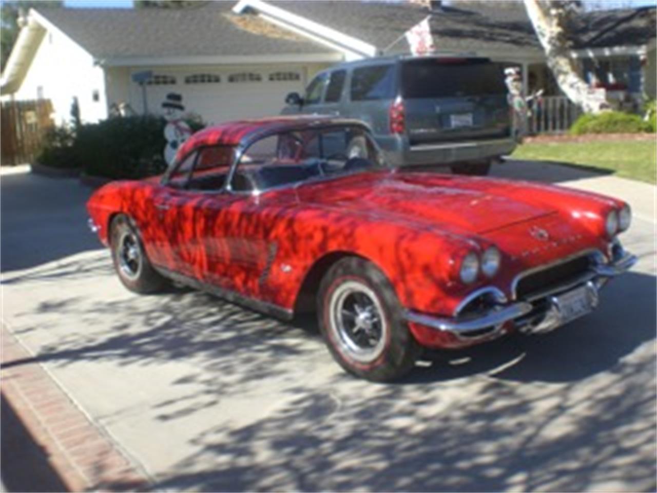 1962 Chevrolet Corvette (CC-1414000) for sale in Palm Springs, California