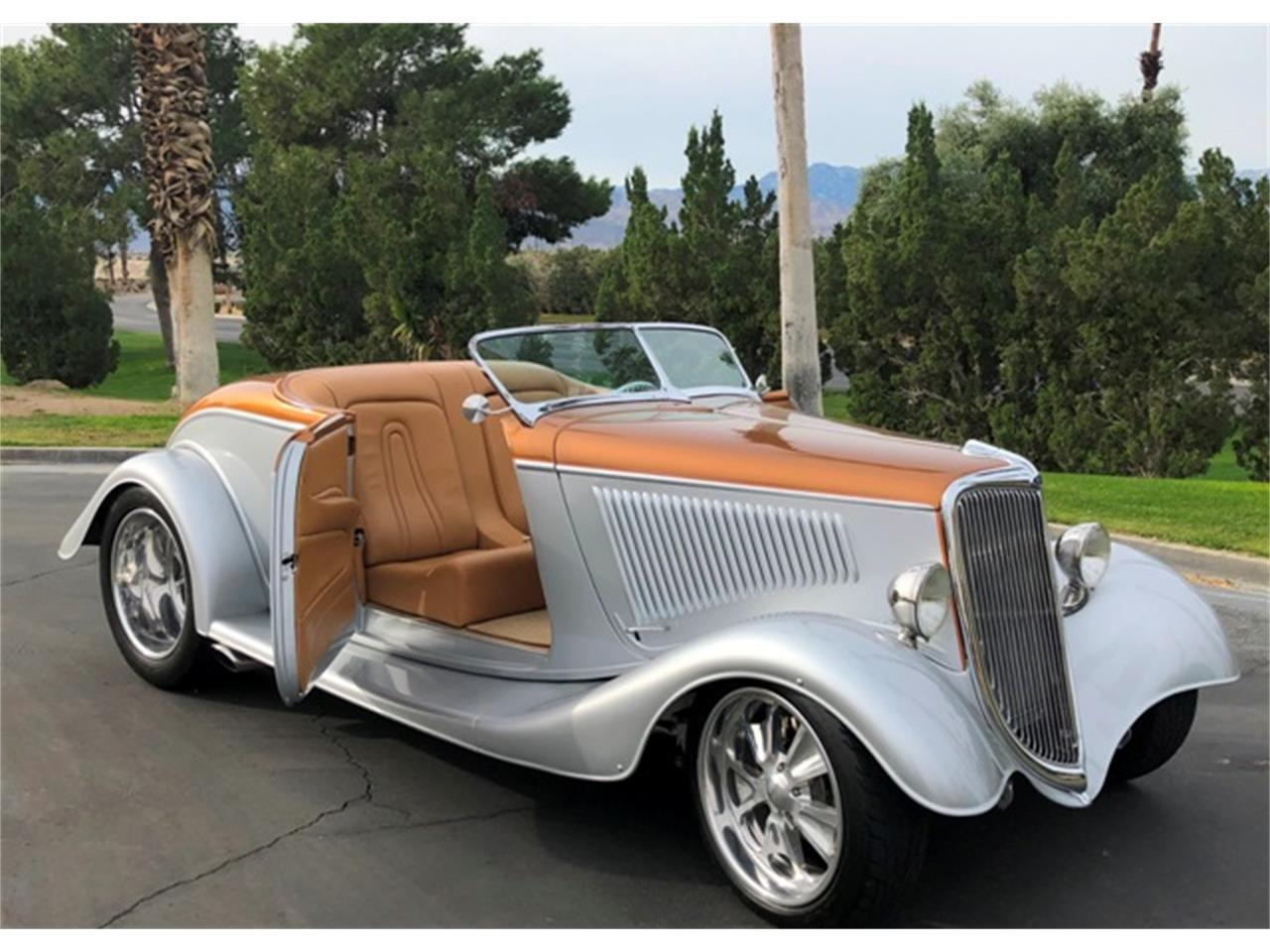 1934 Ford Parts Car (CC-1414009) for sale in Palm Springs, California