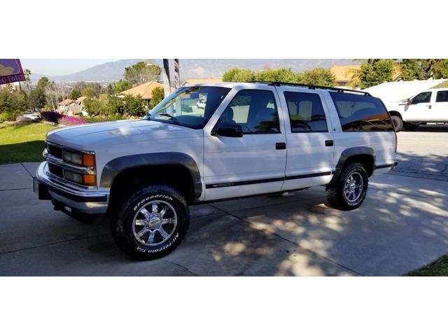 1996 Chevrolet Suburban (CC-1414012) for sale in Palm Springs, California